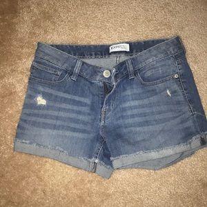 Classy Jean Shorts!